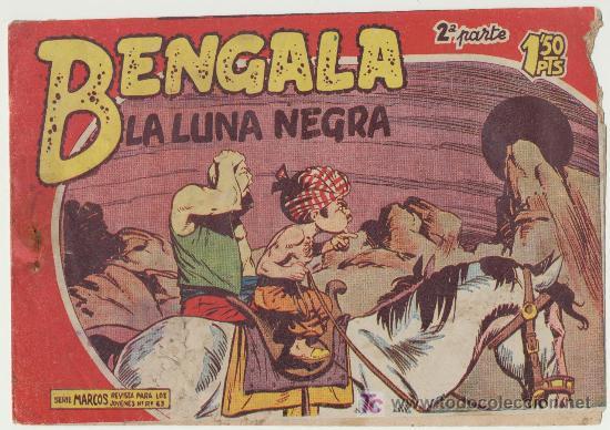 BENGALA 2ª Nº 26. (Tebeos y Comics - Maga - Bengala)