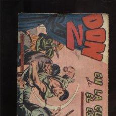 Tebeos: DON Z Nº 9. Lote 15951198
