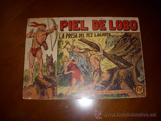 PIEL DE LOBO N º 3,ED.MAGA (Tebeos y Comics - Maga - Piel de Lobo)