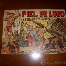Tebeos: PIEL DE LOBO N º 3,ED.MAGA. Lote 26010216