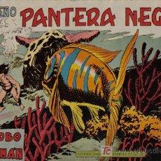 Tebeos: PEQUEÑO PANTERA NEGRA - Nº 149 - EL ROBO DEL TALISMAN - EDITORIAL MAGA - ORIGINAL DE 1958.. Lote 16065155