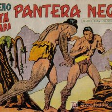 Tebeos: PEQUEÑO PANTERA NEGRA - Nº 152 - LA GRUTA SAGRADA - EDITORIAL MAGA - ORIGINAL DE 1958.. Lote 16065169