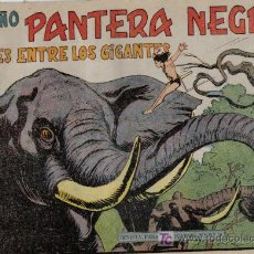 Tebeos: PEQUEÑO PANTERA NEGRA - Nº 154 - GIGANTES ENTRE LOS GIGANTES - EDITORIAL MAGA - ORIGINAL DE 1958. Lote 16065186