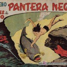 Tebeos: PEQUEÑO PANTERA NEGRA - Nº 155 - LOS HOMBRES DE FUEGO - EDITORIAL MAGA - ORIGINAL DE 1958.. Lote 16065198