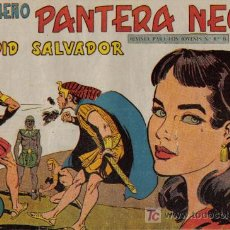 Tebeos: PEQUEÑO PANTERA NEGRA - Nº 164 - ARDID SALVADOR - EDITORIAL MAGA - ORIGINAL DE 1958. Lote 16066914