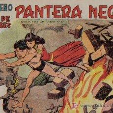 Tebeos: PEQUEÑO PANTERA NEGRA - Nº 165 - EL FIN DE LOS DIOSES - EDITORIAL MAGA - ORIGINAL DE 1958.. Lote 16066929