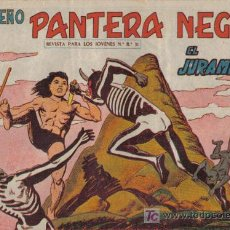 Tebeos: PEQUEÑO PANTERA NEGRA - Nº 169 - EL JURAMENTO - EDITORIAL MAGA - ORIGINAL DE 1958.. Lote 16066975