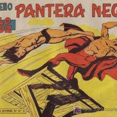 Tebeos: PEQUEÑO PANTERA NEGRA - Nº 171 - DUELO FEROZ - EDITORIAL MAGA - ORIGINAL AÑO 1958. Lote 16066994