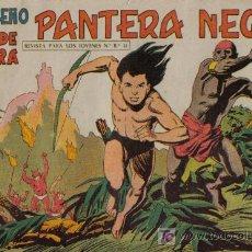 Tebeos: PEQUEÑO PANTERA NEGRA - Nº 172 - SENDA DE GUERRA - EDITORIAL MAGA - ORIGINAL DE 1958.. Lote 16067005