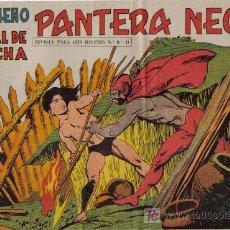 Tebeos: PEQUEÑO PANTERA NEGRA - Nº 173 - EL FINAL DE LA LUCHA - EDITORIAL MAGA - ORIGINAL DE 1958.. Lote 16067015
