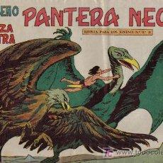 Tebeos: PEQUEÑO PANTERA NEGRA - Nº 174 - AMENAZA SINIESTRA - EDITORIAL MAGA - ORIGINAL DE 1958.. Lote 16067027