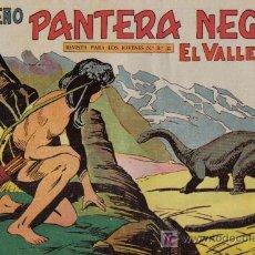 Tebeos: PEQUEÑO PANTERA NEGRA - Nº 175 - EL VALLE DE LU - EDITORIAL MAGA - ORIGINAL DE 1958.. Lote 16067049
