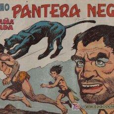 Tebeos: PEQUEÑO PANTERA NEGRA - Nº 177 - LA MONTAÑA SAGRADA - EDITORIAL MAGA - ORIGINAL DE 1958.. Lote 16067093