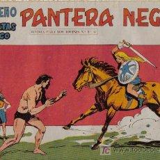 Tebeos: PEQUEÑO PANTERA NEGRA - Nº 179 - LOS PIRATAS DEL LAGO - EDITORIAL MAGA - ORIGINAL DE 1958.. Lote 16067139