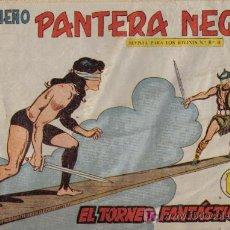 Tebeos: PEQUEÑO PANTERA NEGRA - Nº 184 - EL TORNEO FANTÁSTICO - EDITORIAL MAGA - ORIGINAL DE 1958.. Lote 16067218