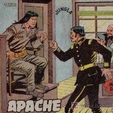 Tebeos: APACHE - 2ª PARTE - Nº 31 - INJUSTA SENTENCIA - EDITORIAL MAGA - ORIGINAL DE 1957.. Lote 16077951