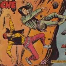 Tebeos: APACHE - 2ª PARTE - Nº 54 - EL ASALTO DE LOS SIUX - EDITORIAL MAGA - ORIGINAL DE 1957.. Lote 16078285