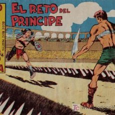 Tebeos: RAYO DE LA SELVA - Nº 6 - EL RETO DEL PRÍNCIPE - EDITORIAL MAGA - ORIGINAL DE 1960. Lote 276585843