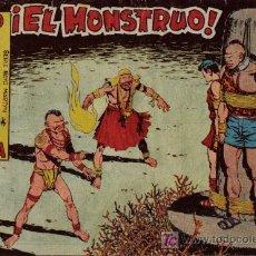 Tebeos: RAYO DE LA SELVA - Nº 11 - ¡EL MONSTRUO! - EDITORIAL MAGA - ORIGINAL DE 1960. Lote 16091931