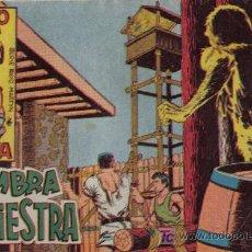 Tebeos: RAYO DE LA SELVA - Nº 13 - SOMBRA SINIESTRA - EDITORIAL MAGA - ORIGINAL DE 1960. Lote 27571566