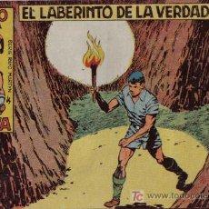 Tebeos: RAYO DE LA SELVA - Nº 17 - EL LABERINTO DE LA VERDAD - EDITORIAL MAGA - ORIGINAL DE 1960. Lote 16091975