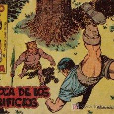 Tebeos: RAYO DE LA SELVA - Nº 22 - LA ROCA DE LOS SACRIFICIOS - EDITORIAL MAGA - ORIGINAL DE 1960. Lote 16092057
