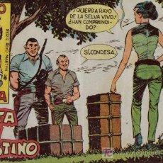 Tebeos: RAYO DE LA SELVA - Nº 24 - RUTA SIN DESTINO - EDITORIAL MAGA - ORIGINAL DE 1960. Lote 16092081