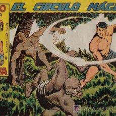 Tebeos: RAYO DE LA SELVA - Nº 33 - EL CÍRCULO MÁGICO - EDITORIAL MAGA - ORIGINAL DE 1960. Lote 16092195