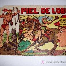 Tebeos: EDITORIAL MAGA/ PIEL DE LOBO (ORIGINAL), Nº 49. Lote 16486927