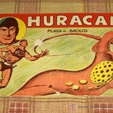 Tebeos: HURACÁN NºS 2 Y 3 EDITORIAL MAGA 1960. 1,50 PTS.. Lote 17347617