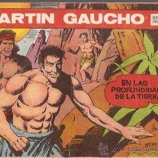 Tebeos: MARTIN GAUCHO Nº 39 EDITORIAL MAGA ORIGINAL 1964. Lote 26000077
