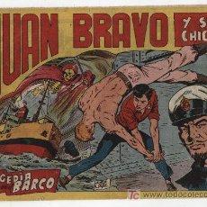 Livros de Banda Desenhada: JUAN BRAVO Nº 21. Lote 17688955