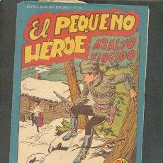 Tebeos: EL PEQUEÑO HEROE Nº 83,EDITORIAL MAGA. Lote 27451035