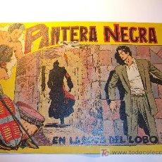 Tebeos: EDITORIAL MAGA/ PANTERA NEGRA (ORIGINAL), Nº 34. Lote 18213696
