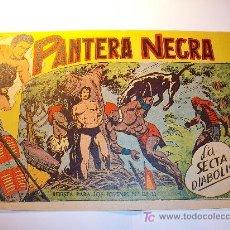 Tebeos: EDITORIAL MAGA/ PANTERA NEGRA (ORIGINAL), Nº 43. Lote 18213733