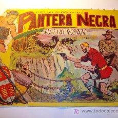 Tebeos: EDITORIAL MAGA/ PANTERA NEGRA (ORIGINAL), Nº 25. Lote 18213966
