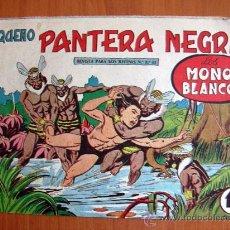 Tebeos: PEQUEÑO PANTERA NEGRA Nº 131 - EDITORIAL MAGA 1960. Lote 18155441