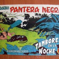 Tebeos: PEQUEÑO PANTERA NEGRA Nº 133 - EDITORIAL MAGA 1960. Lote 18155613