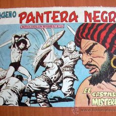 Tebeos: PEQUEÑO PANTERA NEGRA Nº 137 - EDITORIAL MAGA 1960. Lote 18155690