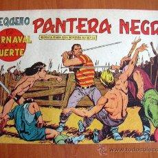 Tebeos: PEQUEÑO PANTERA NEGRA Nº 140 - EDITORIAL MAGA 1960. Lote 18155778