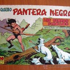 Tebeos: PEQUEÑO PANTERA NEGRA Nº 142 - EDITORIAL MAGA 1960. Lote 18155830
