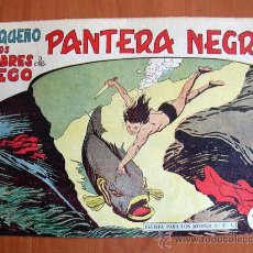 Tebeos: PEQUEÑO PANTERA NEGRA Nº 155 - EDITORIAL MAGA 1960. Lote 18155877