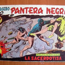 Tebeos: PEQUEÑO PANTERA NEGRA Nº 156 - EDITORIAL MAGA 1960. Lote 18156040