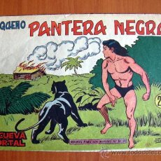 Tebeos: PEQUEÑO PANTERA NEGRA Nº 193 - EDITORIAL MAGA 1960. Lote 18156064