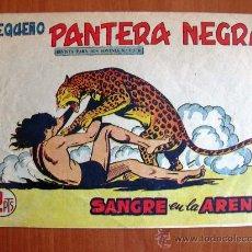 Tebeos: PEQUEÑO PANTERA NEGRA Nº 249 - EDITORIAL MAGA 1960. Lote 18156092