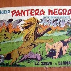 Tebeos: PEQUEÑO PANTERA NEGRA Nº 309 - EDITORIAL MAGA 1960. Lote 18156209
