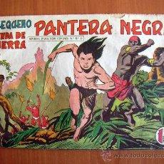 Tebeos: PEQUEÑO PANTERA NEGRA Nº 172 - EDITORIAL MAGA 1960. Lote 18172185