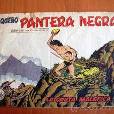 Tebeos: PEQUEÑO PANTERA NEGRA Nº 211 - EDITORIAL MAGA 1960. Lote 18172216