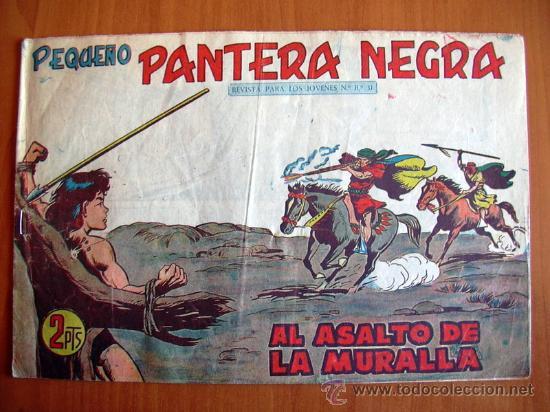 PEQUEÑO PANTERA NEGRA Nº 261 - EDITORIAL MAGA 1960 (Tebeos y Comics - Maga - Pantera Negra)
