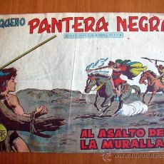 Tebeos: PEQUEÑO PANTERA NEGRA Nº 261 - EDITORIAL MAGA 1960. Lote 18172458